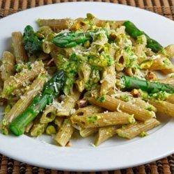 Asparagus and Penne Casserole recipe