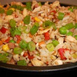 Fried Rice My Way recipe