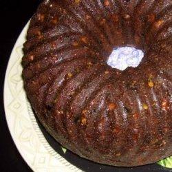 Apricot Orange Bundt Cake recipe