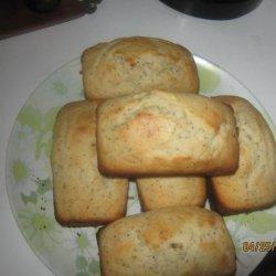 Mimi's Lemon Poppy Seed Muffins recipe