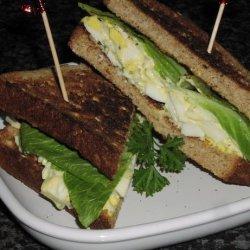 Weight Watcher's Egg Salad Sandwiches recipe