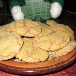 Cinnamon Crackle Cookies recipe