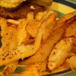 Lower Fat Cheese Fries recipe