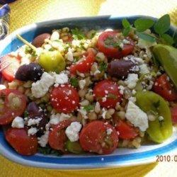 Greek Barley Salad recipe