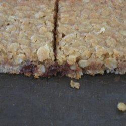 Oatmeal Cookie Brittle recipe