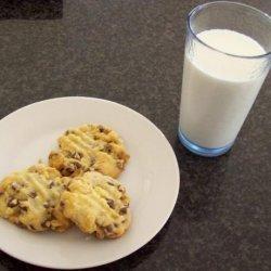 Rice Crispy Chocolate Chip Oatmeal Cookies recipe