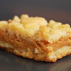 Caramel Crumb Bars recipe