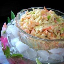 Shrimp Salad Filliing recipe