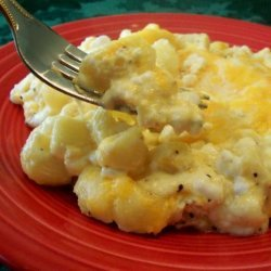 Dad's Homemade Macaroni and Cheese recipe