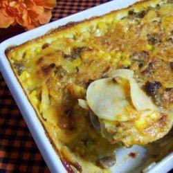 Betty Crocker Rancheros Casserole recipe