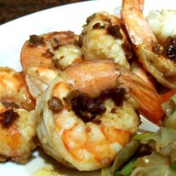 Boiled Shrimp With Spicy Butter Sauce recipe