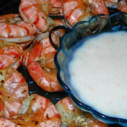 Honey - Lime Dipping Sauce recipe