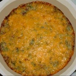 Broccoli Rice Bake recipe