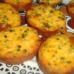 Scallion Bread Appetizers recipe