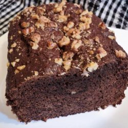 Dee's Chocolate Banana  Bread recipe