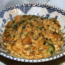 Honey Dijon Chicken and Rice recipe