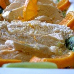 Chicken Breast With Kiwi recipe