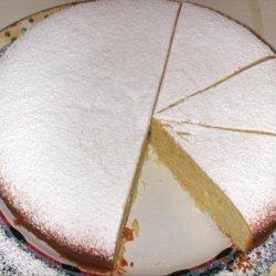 Italian Almond Cake - Giada De Laurentiis recipe