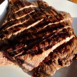Marinated Sirloin Steak recipe