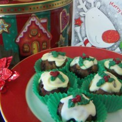 Mini Christmas Pudding Treats recipe