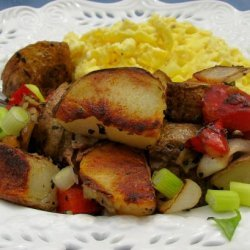 Basic Home Fries recipe