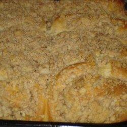 Classic Crumb Buns recipe