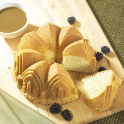 Butterscotch Pound Cake recipe