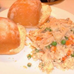 Tasty Tuna Noodle Casserole recipe