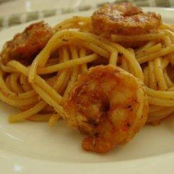 Emeril Lagasse's Shrimp & Pasta recipe