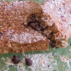 Chocolate Graham Nut Cake recipe
