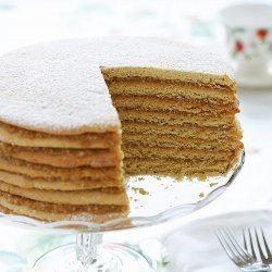 Tennessee Stack Cake recipe