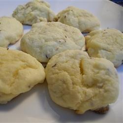 Caraway Kringles recipe