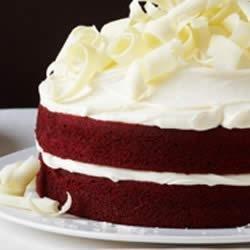 Red Velvet Cake by Duncan Hines(R) recipe