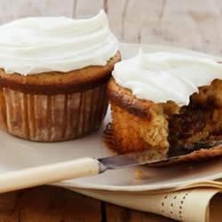 Incredible Middles - Apple Caramel Decadent Cupcakes recipe