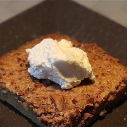 Gluten Free Crustless Pumpkin Pie recipe
