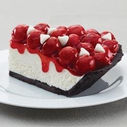 White Chocolate Cherry Cream Pie recipe