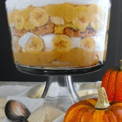 Pumpkin Pie Pudding recipe
