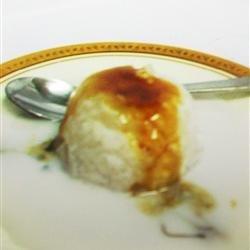 Sago Pudding (Gula Melaka) recipe