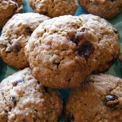 Oatmeal Raisin Cookies X recipe
