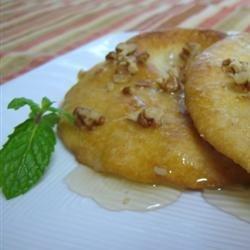 Nutty Bunuelos recipe