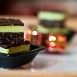 Mint Nanaimo Bars recipe