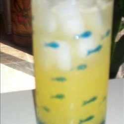 Mango Flavored Syrup for Soft Drinks recipe