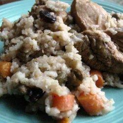 Chicken Pelau recipe