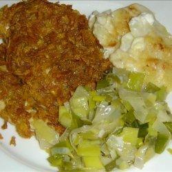 Crunchy Curried Chicken recipe