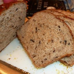 Whole Wheat Bread With Sunflower Seeds recipe
