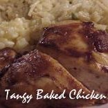 Tangy Baked Chicken recipe