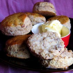 Maple Pecan Scones recipe