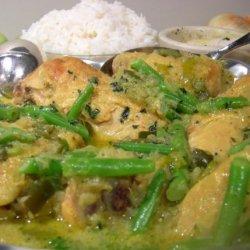 Chicken Aku Paku recipe