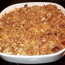 Herb Seasoned Squash Bake recipe