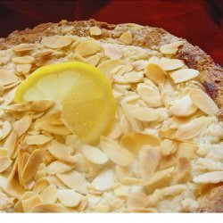 Lemon Cream Cheese Coffee Cake recipe